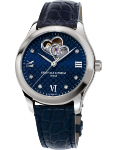 Frederique Constant Ladies Automatic Double Heart Beat FC-310NDHB3B6