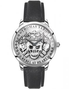 Thomas Sabo Rebel Spirit 3D Skull WA0355-203-201