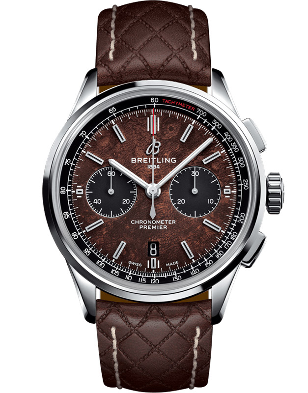 Breitling Premier B01 Chronograph Bentley Centenary Limited Edition AB01181A1Q1X2
