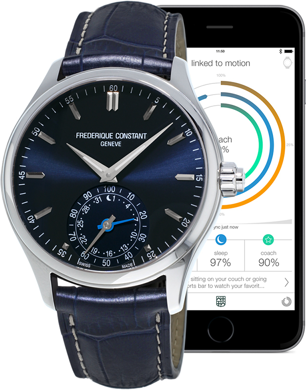 Frederique Constant Horological Smartwatch FC-285NS5B6
