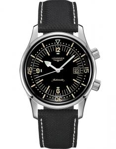 Longines Heritage The Longines Legend Diver Watch L3.774.4.50.0