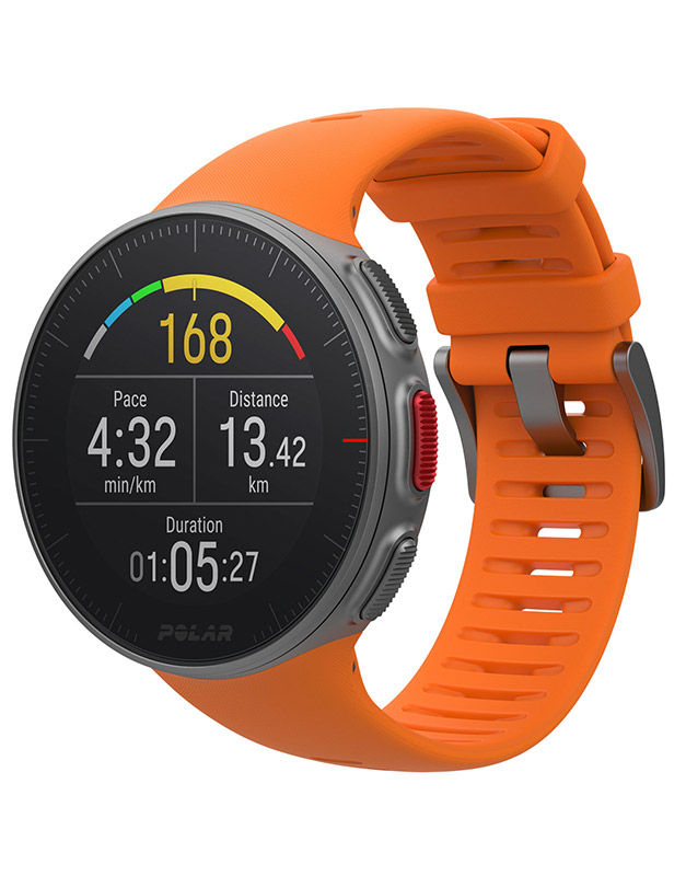 Polar Sport Vantage V with Heart Rate Sensor 90069666