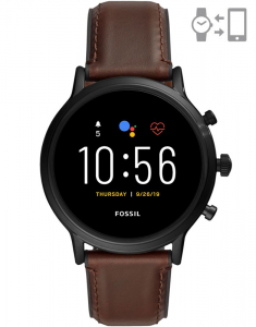 Fossil Gen 5 Smartwatch - The Carlyle FTW4026