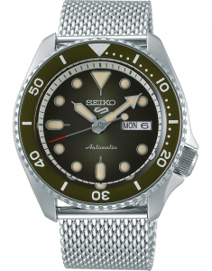 Seiko 5 Suits Style SRPD75K1