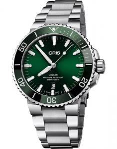 Oris Diving Aquis Date 73377304157-0782405PEB