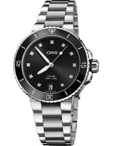 Oris Diving Aquis Date Diamonds 73377314194-0781805P