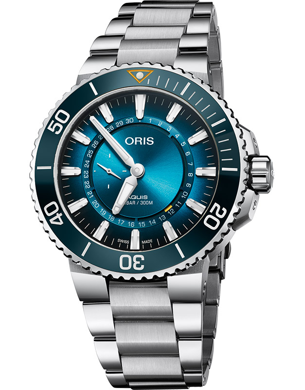 Oris Diving Great Barrier Reef Limited Edition III 74377344185-SET