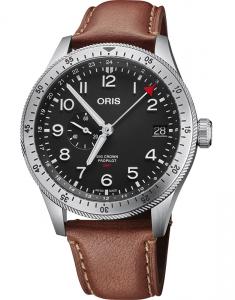 Oris Aviation Big Crown ProPilot Timer GMT 74877564064-0752207LC