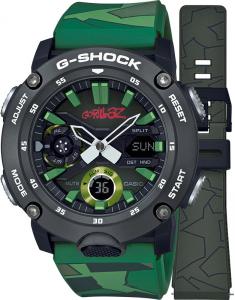 Casio G-Shock Limited Set GA-2000GZ-3AER