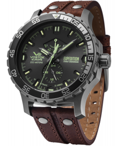 Vostok Europe Expedition Everest set YN84/597A543