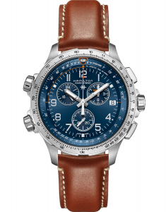 Hamilton Khaki Aviation Khaki X-Wind GMT H77922541