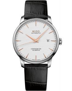 Mido Baroncelli Chronometer Silicon M027.408.16.031.00