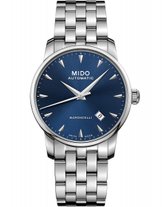 Mido Baroncelli Midnight Blue M8600.4.15.1