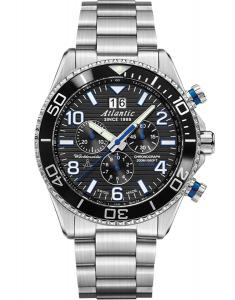 Atlantic Worldmaster Diver 55475.47.65B