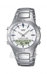Casio Edifice 10-year battery life EFA-110D-7AVEF