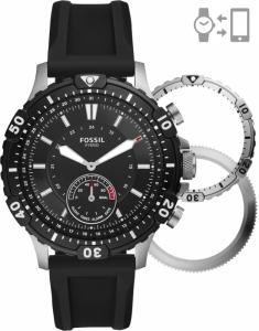 Fossil Hybrid Smartwatch Garrett set FTW1190SET