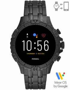 Fossil Gen 5 Smartwatch Garrett FTW4038