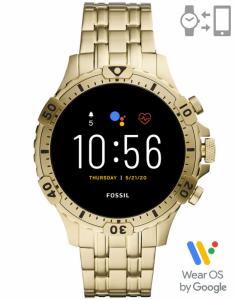 Fossil Gen 5 Smartwatch Garrett FTW4039