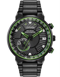 Citizen Eco-Drive SATELLITE WAVE-GPS CC3075-80E