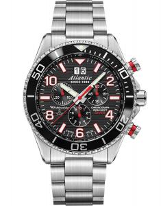 Atlantic Worldmaster Diver Chonograph 55475.47.65R