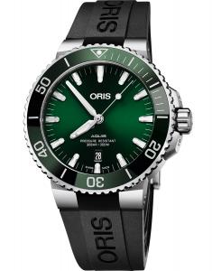 Oris Diving Aquis Date 73377304157-0742464EB