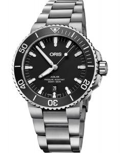 Oris Diving Aquis Date 73377304124-0782405EB