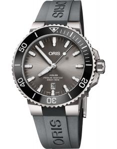Oris Diving Aquis Titanium Date 73377307153-0742463TEB