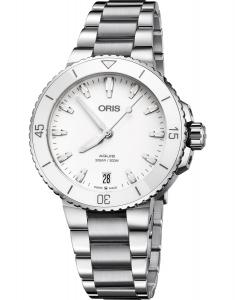 Oris Diving Aquis Date 73377314151-0781805P
