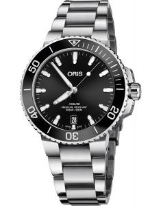 Oris Diving Aquis Date 73377324134-0782105PEB