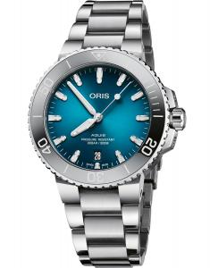Oris Diving Aquis Date 73377324155-0782105PEB