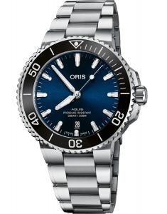 Oris Diving Aquis Date 73377664135-0782205PEB
