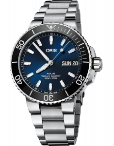 Oris Diving Aquis Big Day Date 75277334135-0782405PEB