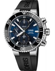 Oris Diving Aquis Chronograph 77477434155-0742464EB
