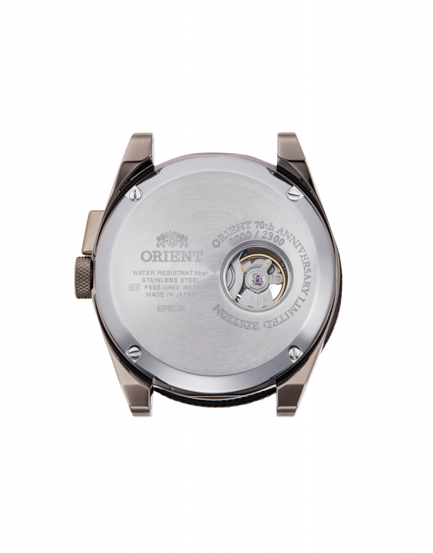 Orient Mechanical Revival The Retro Future Camera Limited Edition RA-AR0204G00B
