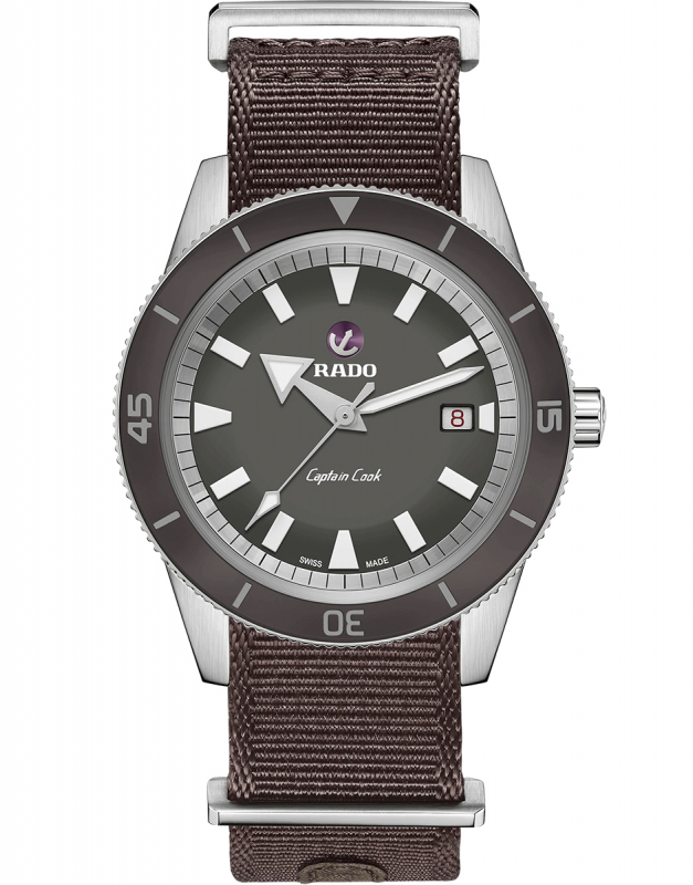 Rado Captain Cook Automatic Set R32505018