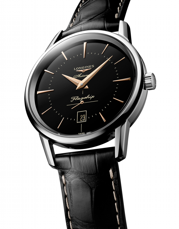 Longines - Flagship Heritage L4.795.4.58.0