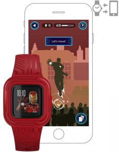 Garmin Vívofit® jr. 3 Marvel Iron Man 010-02441-11