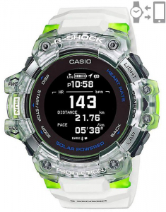Casio G-Shock G-Squad Smart Watch Heart Rate Monitor GBD-H1000-7A9ER
