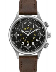Bulova Military Collection A-15 Pilot Watch 96A245
