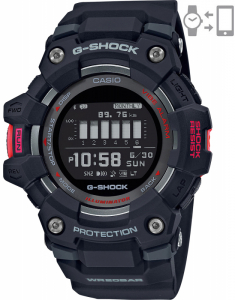 Casio G-Shock G-Squad Smart Watch GBD-100-1ER