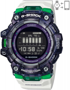 Casio G-Shock G-Squad Smart Watch GBD-100SM-1A7ER