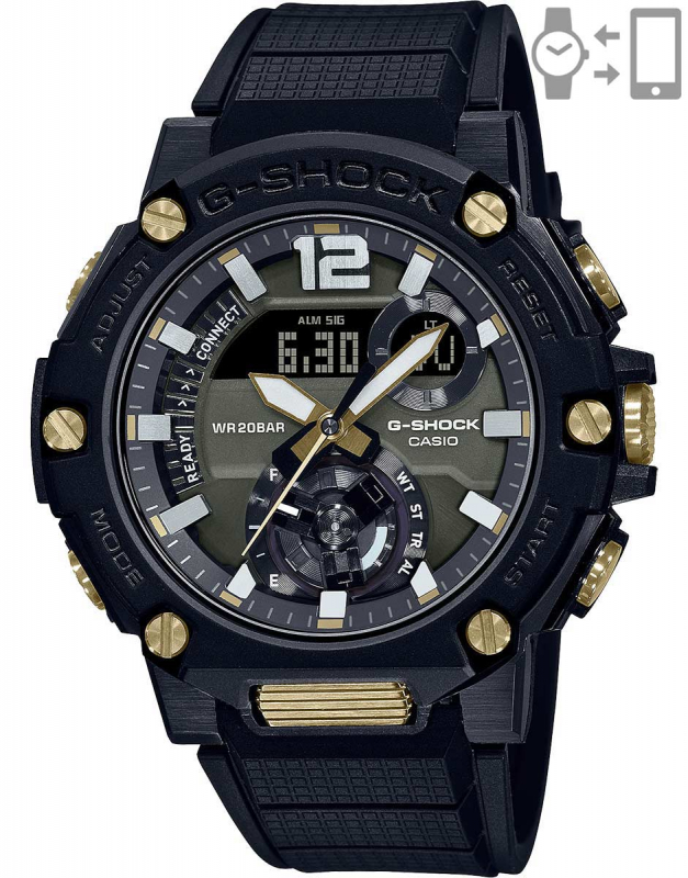 Casio G-Shock Limited GST-B300B-1AER