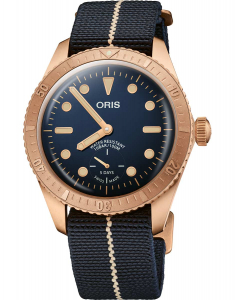 Oris Carl Brashear Calibre 401 Limited Edition 40177643185-Set