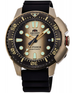 Orient Mechanical Sports M-Force Diver Limited Edition RA-AC0L05G00B