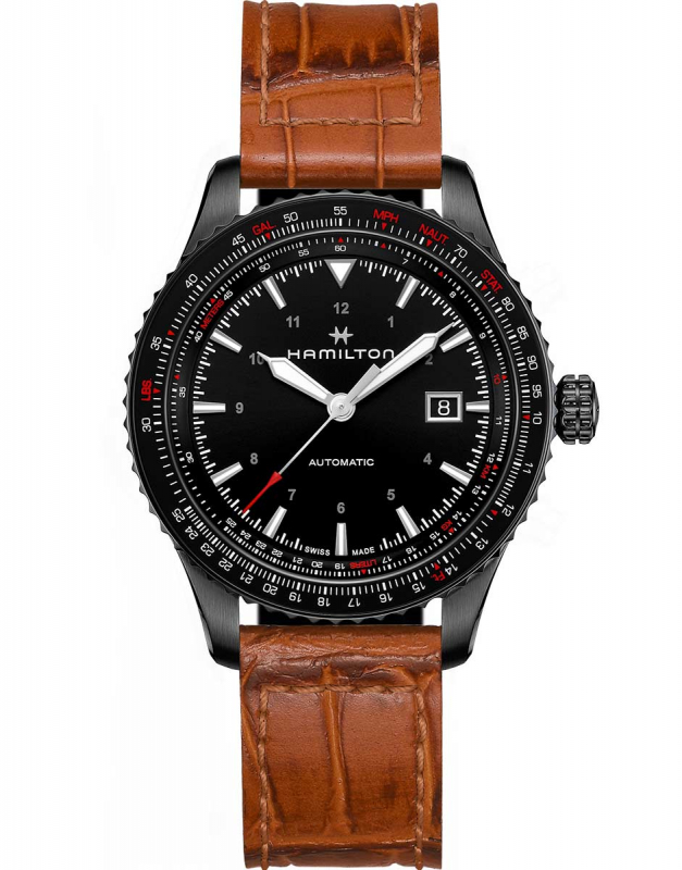 Hamilton Khaki Aviation Converter H76625530