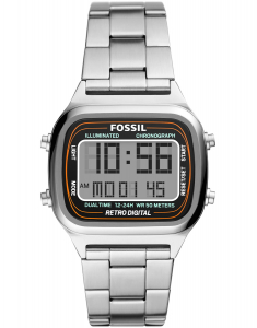 Fossil Retro Digital FS5844