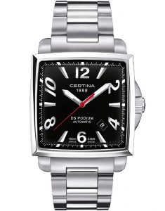Certina DS Podium Square Automatic C001.507.11.057.00