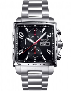 Certina DS Podium Square Automatic Chrono C001.514.11.057.00