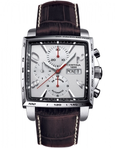 Certina DS Podium Square Automatic Chrono C001.514.16.037.00