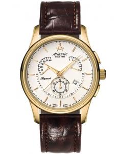 Atlantic Seaport Chrono Retrograde 56450.45.21
